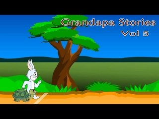 Grandpa Stories - English Moral Story For Kids - Vol 5