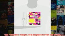 Geo  Graphics  Simple Form Graphics in Print and Motion