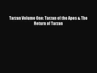 The Return of Tarzan Resource   Learn About, Share and