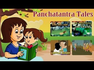 Panchatantra Tales - Animated Cartoon Stories For Kids - Vol 4