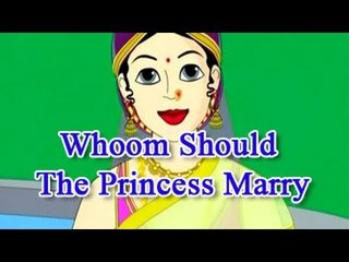 Whom should The Princess Marry in Hindi   Vikram & Betal Tales   Stories for Kids