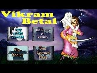 Vikram Betaal Ki Kahani | Kids Animated Hindi Stories - Vol 2
