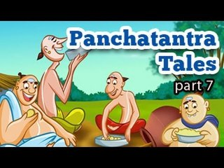 Panchatantra Tales in English - Animated Stories for Kids - Part 7