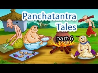 Panchatantra Tales in English - Animated Stories for Kids - Part 6