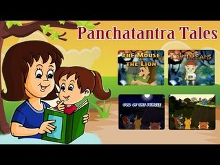 Panchatantra Tales - Animated Cartoon Stories For Kids - Vol 6