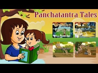 Panchatantra Tales - Animated Cartoon Stories For Kids - Vol 5