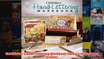 CardMakers HandLettering Workbook Annies Attic Paper Crafts