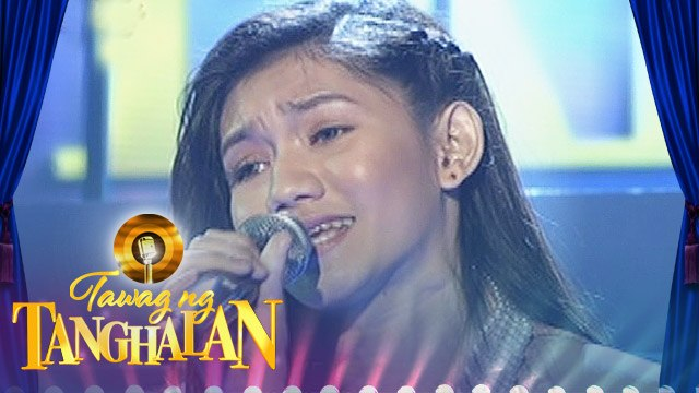 "Tawag ng Tanghalan: Jannine Cartagena - ""How Could You Say You Love Me"""