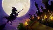Božić male vještice crtani film za djecu  CRTIĆI