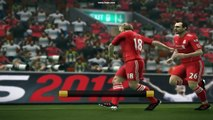 ★ Best goals PES 2012 Compilation by mateuszcwks and rzepek1 vol.6 (with commentary) HD ★