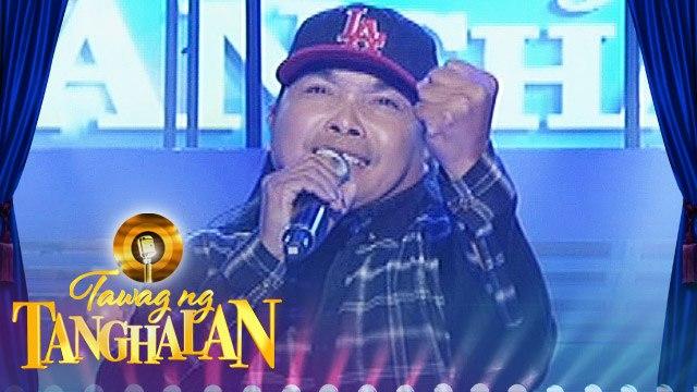 """Tawag ng Tanghalan: Timothy Roman - """"Bulong ng Damdamin"""""""