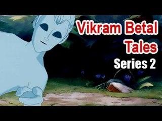 Vikram Betal Cartoon Stories - Series 2