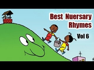 NTop 10 Hit Songs Vol 6 - Collection Of Animated Rhymes For Kids