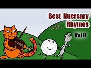 Top 10 Hit Songs Vol 8 - Collection Of Animated Rhymes For Kids
