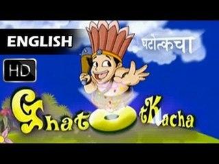 Ghatothkacha Movie | Animated Movie For Kids | English