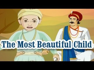 Akbar and Birbal - The Most Beautiful Child - Animated Stories For Kids