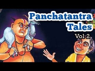 The Best of Panchatantra Tales - Vol 2