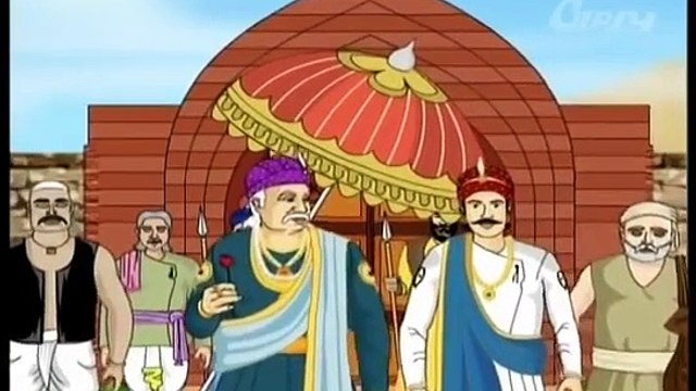 The Oil Man and the Butcher - Akbar Birbal Stories - Hindi Animated Stories For Kids , Animated cinema and cartoon movies HD Online free video Subtitles and dubbed Watch 2016