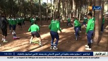 آخر أخبار الخضر و البطولة الجزائرية في الموجز الرياضي