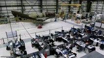 Virgin Galactic presentará en febrero su avión espacial