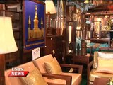Lao NEWS on LNTV: The Lao Wood Furniture Fair 2015 to be held at Lao ITECC.25/12/2014