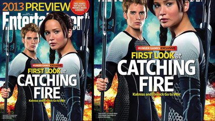 The Hunger Games: Catching Fire - Katniss and Finnick First Look (2013) Jennifer Lawrence Movie HD