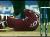 Shoaib Akhtar The Killer- brian lara was rushed to hospital after getting hit by shoaib akhtar bouncer