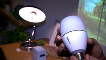 Sony LED Bulb Speaker sounds like a bright idea