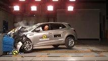 Yeni Megane Çarpışma Testi /2016 Renault Mégane 4 - CRASH TEST