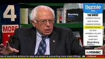Bernie Sanders schools MSNBC Mark Halperin on Medicare for all - Single Payer health care (VIDEO)