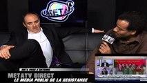 Meta tv - Invité, Olivier Delamarche (analyste financier) : Economie & finance sans langue de bois 4/4