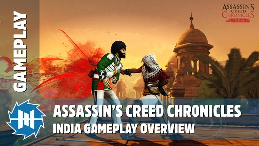 Assassin S Creed Chronicles India Gameplay Overview Video