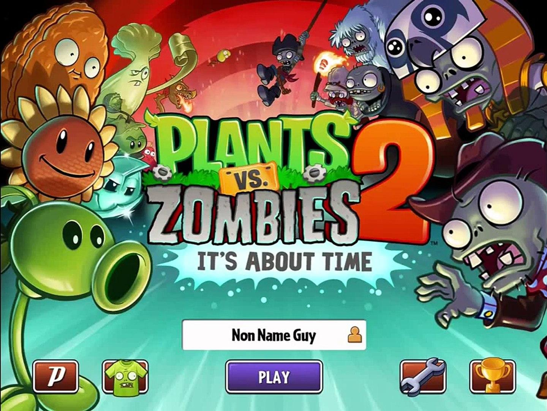 овощи против зомби 2 игра египед часть 1 # 1