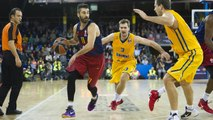 [HIGHLIGHTS] BASKET (Euroleague): FC Barcelona Lassa-Khimki Moscú (76-60)