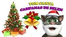 TOM Canta CAMPANAS DE BELEN / Canción Navideña / BabyKids