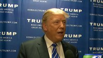 Donald Trump continues to question Ted Cruz's citizenship
