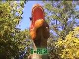 Mesozoic Idol  T-Rex (Week 16-final) Howling Wolves Forests Are Important - Polar Bears International Hudson Polar Bear 2 at Brookfield Zoo