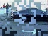 Burnouts - Cars - Camaro Blue SS Burnout