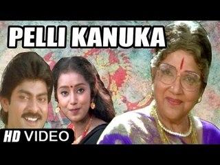 Pelli Kanuka Full Telugu Movie | Jagapathi Babu, Lakshmi | HD