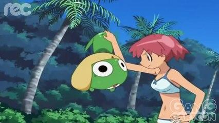 เคโรโระ ขบวนการอ๊บอ๊บป่วนโลก ตอนที่ 223.1 โมโมกะ เกาะร้างที่มีแต่ผู้หญิง ขอรับกระผม