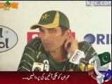Misbah ul Haq -- Funny Punjabi -- Tottay