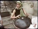 Golshifteh Farahani on the Hang Drum - Amazing