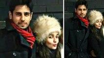 Alia Bhatt And Sidharth Malhotra Together