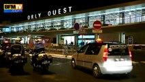 Orly: situation très tendue entre taxis et VTC après l'agression d'un chauffeur