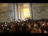 Aversa (CE) - Giubileo, il vescovo Spinillo apre la Porta Santa (14.12.15)