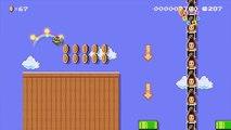 Super Mario Maker : Présentation du costume Sky Pop