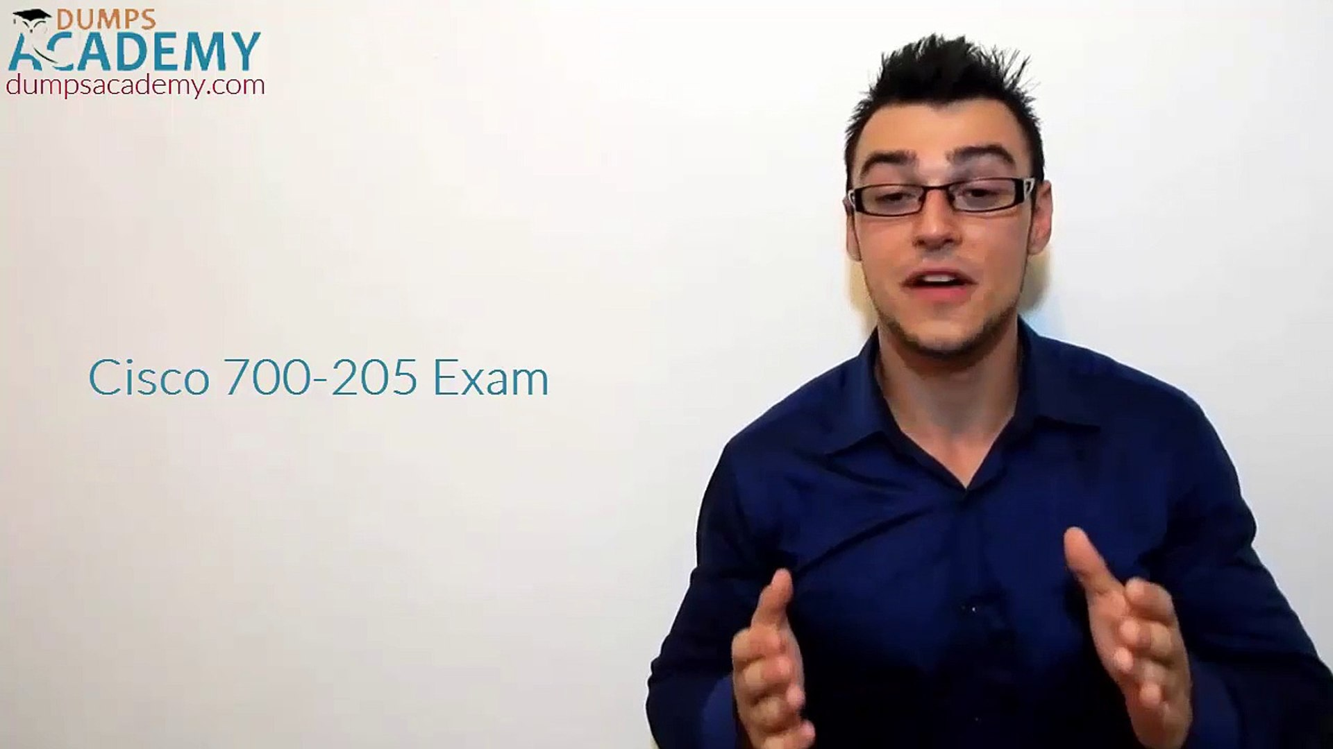 Cisco 700-205 Specialist Exam