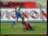 INTERTOTO 1996 EAG-ZEMUN 1-0 Le but de Stéphane Carnot
