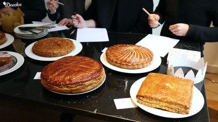 Et la meilleure galette de Paris est .....