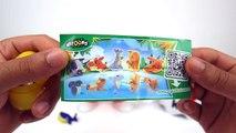 SUPER GIANT KINDER SURPRISE EGG - 5 Unboxing Kinder Surprise Eggs Toys for Kids & Children